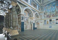 Coro delle Monache, Brescia, Lombardia, Nord-Italia, Italia