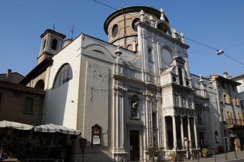 Chiesa Santa Maria dei Miracoli, Brescia, Lombardia, Nord-Italia, Italia