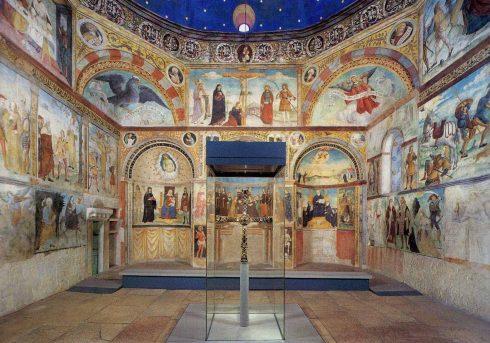 Santa Maria in Solario, Brescia, Lombardia, Nord-Italia, Italia