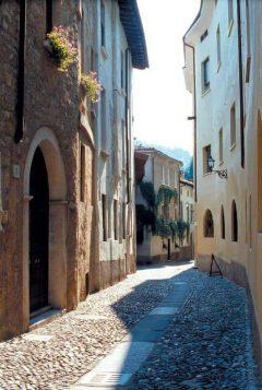 Vicolo San Paolo, Brescia, Lombardia, Nord-Italia, Italia