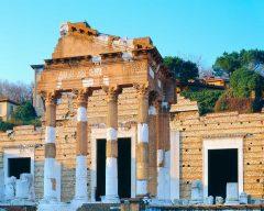 Tempio Capitolino, Brescia, Lombardia, Nord-Italia, Italia