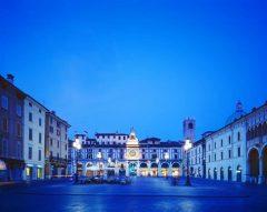 Piazza della Loggia, Brescia, Lombardia, Nord-Italia, Italia