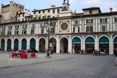 Torre d'Oroligio. Brescia, Lombardia, Nord-Italia, Italia