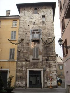 Torre d'Ercole, Brescia, Lombardia, Nord-Italia, Italia