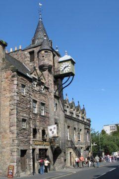 Toolboth Tavern, Old Town, Edinburgh, Skottland, Storbritannia