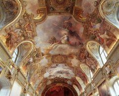 Salle des Illustres, Hôtel de Ville, Toulouse, Sør-Frankrike, Frankrike