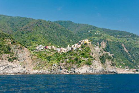 Corniglia, Cinque Terre, Liguria, Nord-Italia, Italia