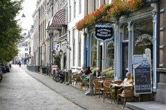 Kleywegs Staadskoffyhuis, Delft, Zuid-Holland, Sør-Nederland, Nederland