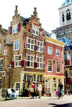 Delft, Zuid-Holland, Sør-Nederland, Nederland