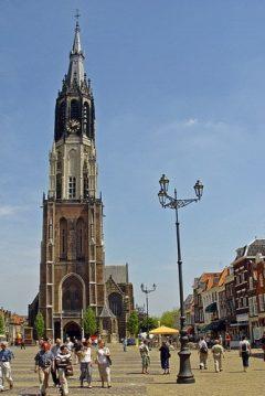 Nieuwe Kerk, Delft, Zuid-Holland, Sør-Nederland, Nederland