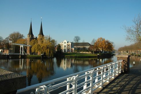 Oostport, Delft, Zuid-Holland, Sør-Nederland, Nederland