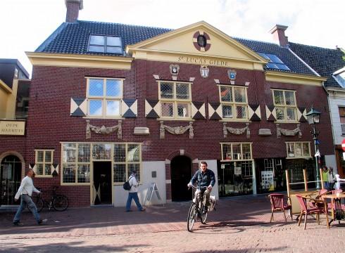 Vermeer Center, Delft, Zuid-Holland, Sør-Nederland, Nederland