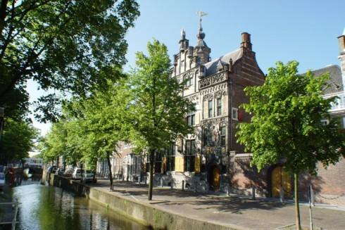 Gemeentelandshuis, Delft, Zuid-Holland, Sør-Nederland, Nederland