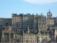 Old Town, Edinburgh, Skottland, Storbritannia