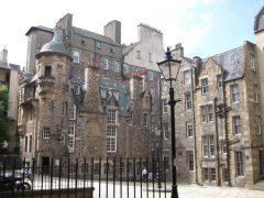 Writers' Museum, Edinburgh, Skottland, Storbritannia
