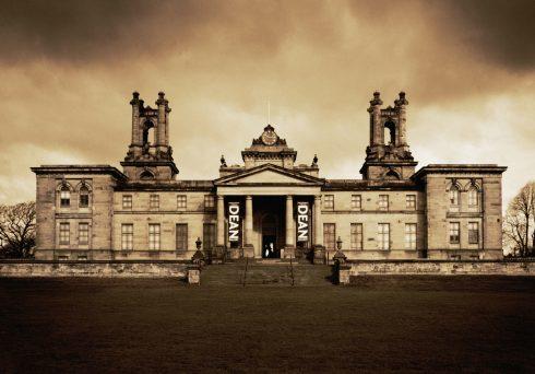Dean Modern Gallery, Edinburgh, Skottland, Storbritannia