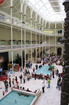 National Museum of Scotland, Edinburgh, Skottland, Storbritannia