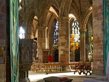 St. Giles, Edinburgh, Skottland, Storbritannia