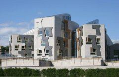 New Parliament, Edinburgh, Skottland, Storbritannia