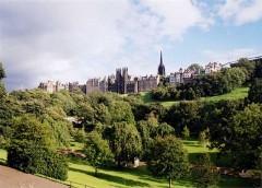Edinburgh, Skottland, Storbritannia