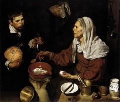 Diego Velázquez, National Gallery, Edinburgh, Skottland, Storbritannia