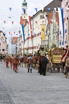 Landshut, Bayern