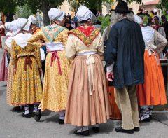 kostymer, tyrefekting, festival, Unesco, Verdensarv, Arles, Provence, Sør-Frankrike, Frankrike