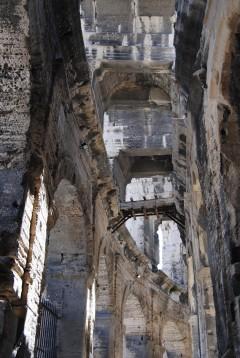 Amfiteater, Unesco, Verdensarv, Arles, Provence, Sør-Frankrike, Frankrike