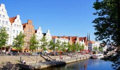 Lübeck, Hansa-tiden, Hansaen, Unescos liste over Verdensarven