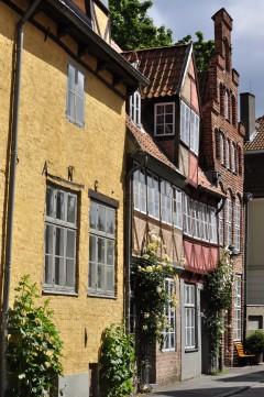 Lübeck, Unescos liste over Verdensarven, bindingsverk
