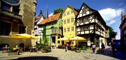 Quedlinburg, Unescos liste over Verdensarven