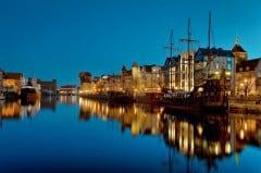 Gdansk, Polen, Unescos liste over Verdensarven