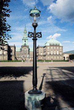Christiansborg Slot, København, Sjælland, Danmark