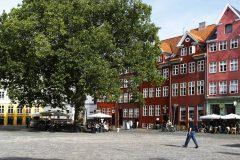 Gråbrødre Torv, København, Sjælland, Danmark