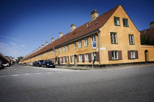 Nyboder, København, Sjælland, Danmark