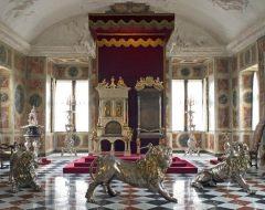 Riddersalen, Rosenborg Slot, København, Sjælland, Danmark
