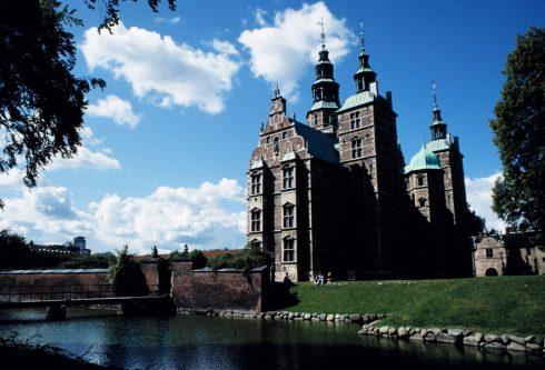 Rosenborg, København, Sjælland, Danmark