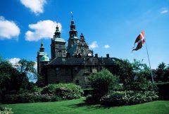 Rosenborg Slot, København, Sjælland, Danmark
