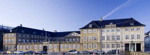 Nationalmuseum, København, Sjælland, Danmark