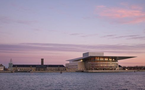 Den Kongelige Opera, København, Sjælland, Danmark