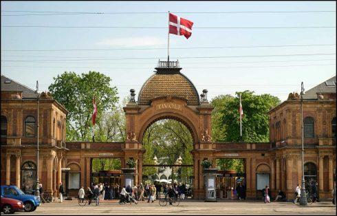 Tivoli, København, Sjælland, Danmark