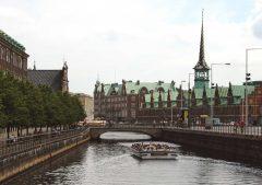 Børsen, København, Sjælland, Danmark