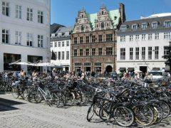 Strøget, København, Sjælland, Danmark