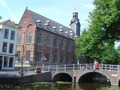 Academiegebouw, Leiden, Zuid-Holland, Sør-Nederland, Nederland