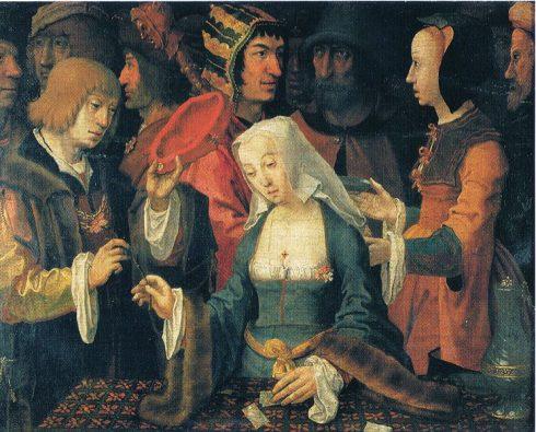 Lucas van Leyden 1489-1533, Stedelijk Museum De Lakenhal,