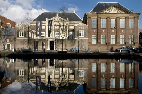 Leidens Bymuseum Stedelijk Museum de Lakenhal, Leiden, Zuid-Holland, Sør-Nederland, Nederland