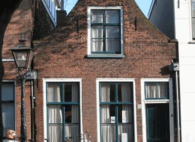 Veverhuset museum, Leiden, Zuid-Holland, Sør-Nederland, Nederland