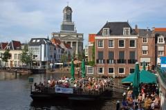 Hartebrug Kerk, Leiden, Zuid-Holland, Sør-Nederland, Nederland