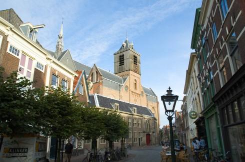 Hooglandse Kerk, Leiden, Zuid-Holland, Sør-Nederland, Nederland