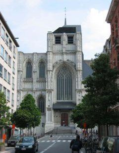 Sint-Pieterskerk, Leuven, Flandern, Belgia